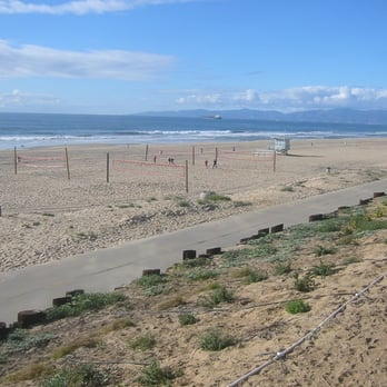 Photo Of Manhattan Beach Bike Path Ca United States