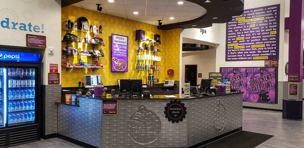 Planet Fitness: 1883-1885 N Highland Ave, Clearwater, FL