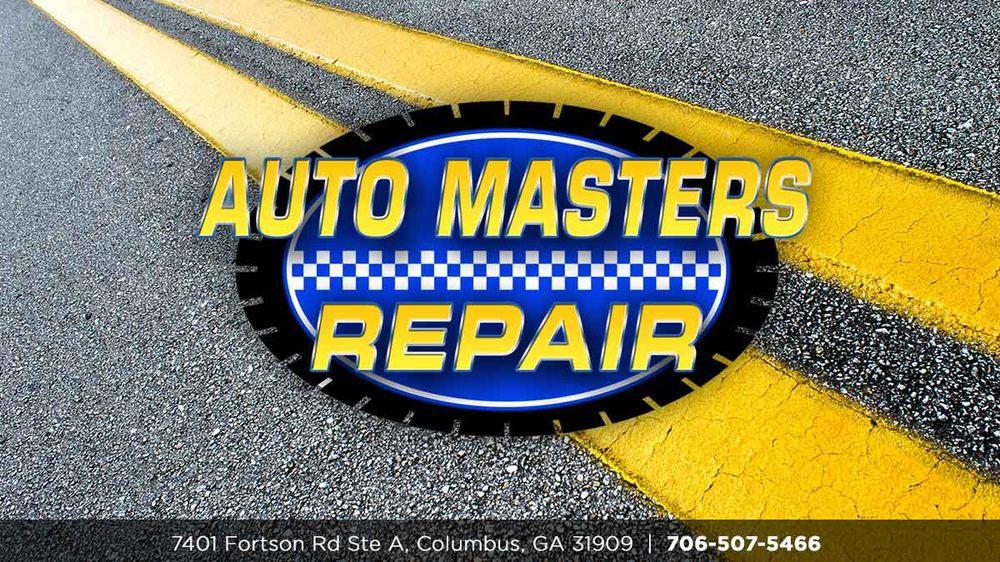 Auto Masters Repair: 7401A Fortson Rd, Columbus, GA