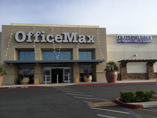 Find information on OfficeMax headquarters such as corporate phone number, address, website, and consumer reviews OfficeMax is located in Naperville, IL. Additional details such as OfficeMax's phone number, address, website, and consumer reviews are also available.