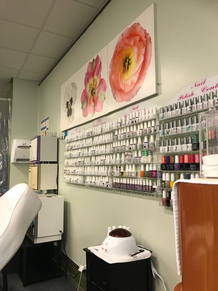 My Nail Salon: 83 Main St, Brockport, NY