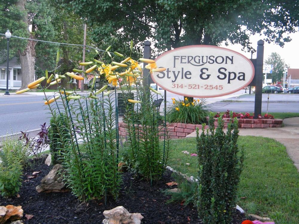 Ferguson Style & Spa: 811 S Florrisant Rd, Saint Louis, MO