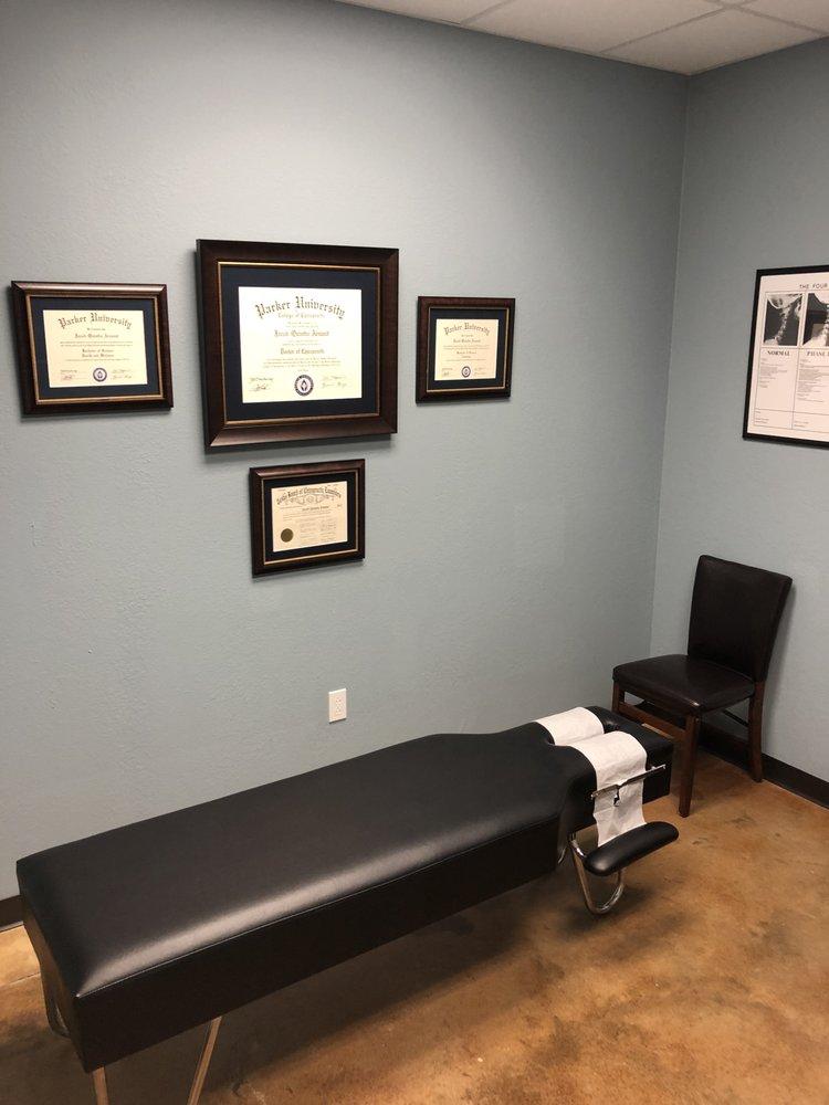 CenTex Chiropractic: 2853 North Main St, Belton, TX