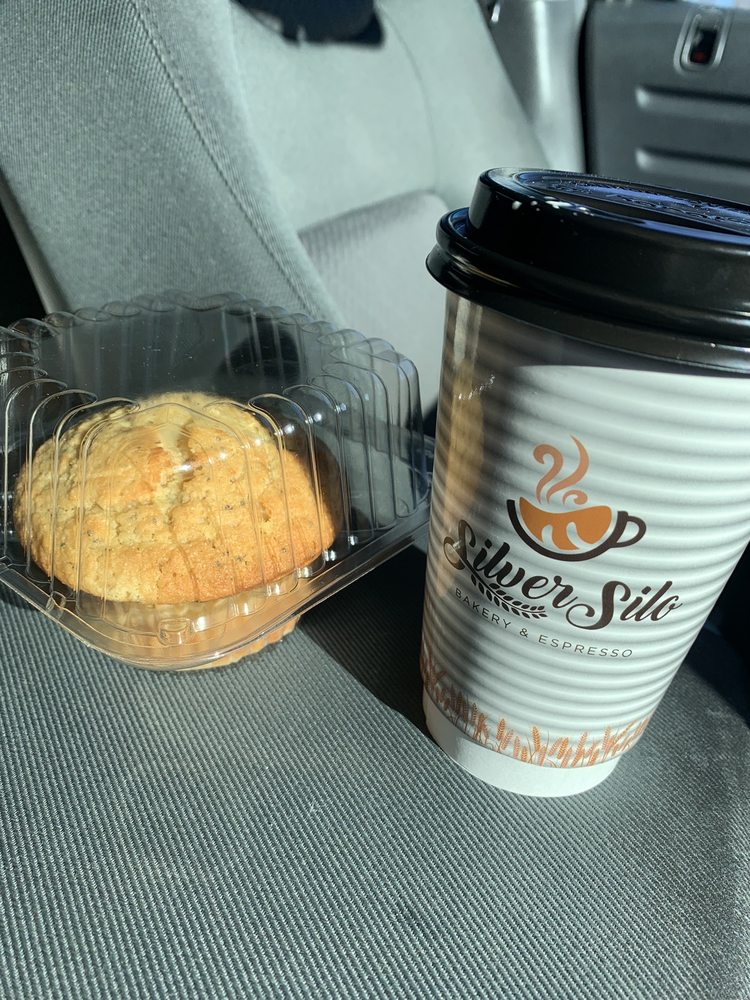 Food from Silver Silo Bakery & Espresso