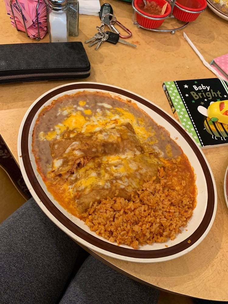 Lucy's Mexican Restaurant: 4151 N Sierra Way, San Bernardino, CA