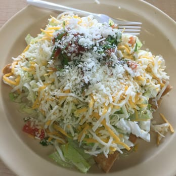 Los Palmitos Taco Shop - San Diego, CA, United States. 5 Rolled Tacos ...