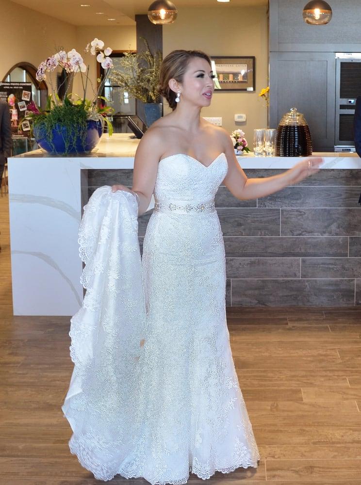 Kitty Chen Wedding Gown Yelp