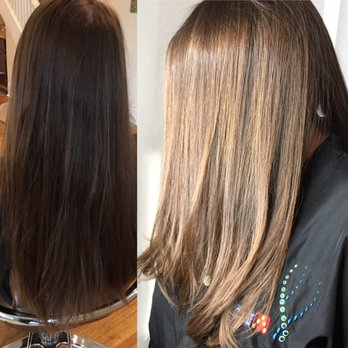 Original Color Amp Cut By Bpolkhair  Beaux Art Salon Charlotte NC