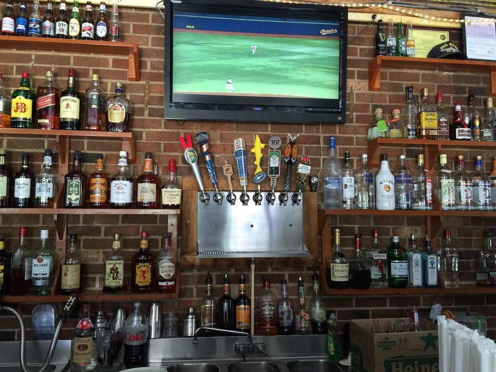 Back 50 Tavern: 6520 Church Hill Rd, Chestertown, MD