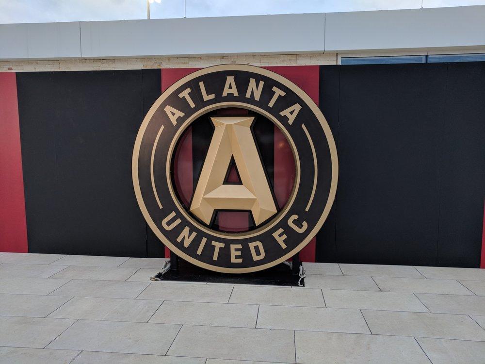 Atlanta United FC: 1 Amb Dr NW, Atlanta, GA