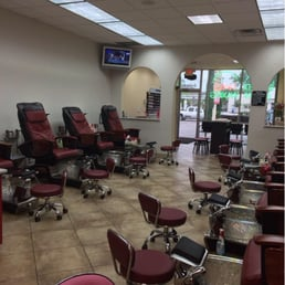 Instyle nails 10 photos 22 reviews nail salons for 22 salon houston