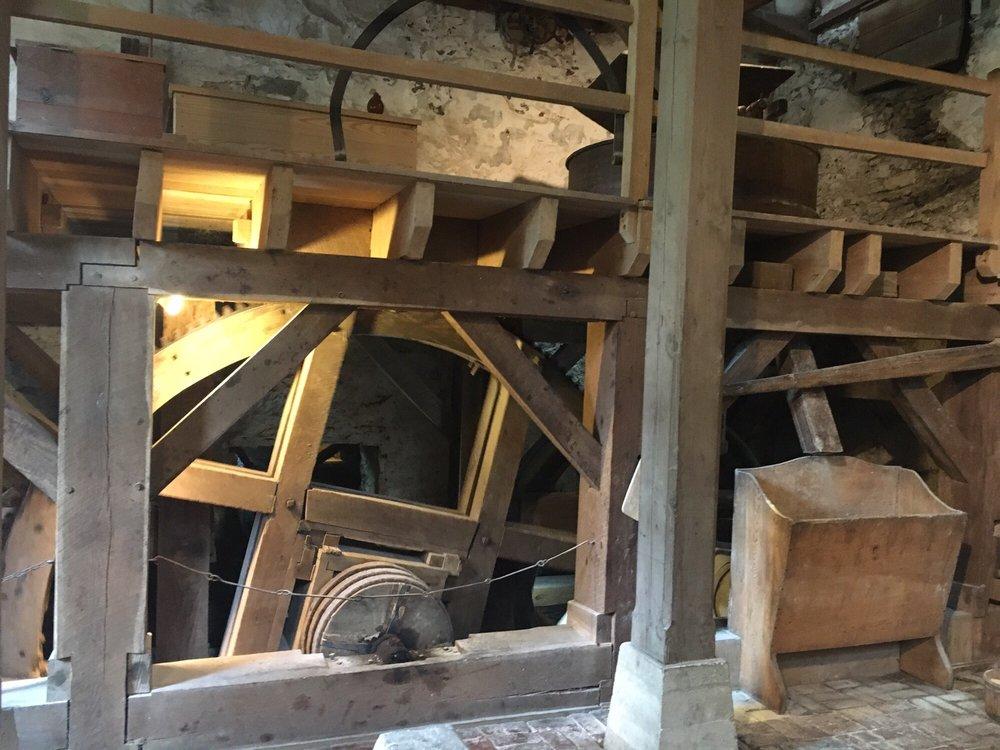 Newlin Grist Mill: 219 Cheyney Rd, Glen Mills, PA