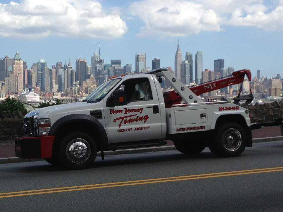 Towing business in Union City, NJ