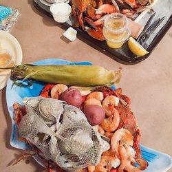 Photo Of Steamers Seafood Restaurant Chincoteague Island Va United States