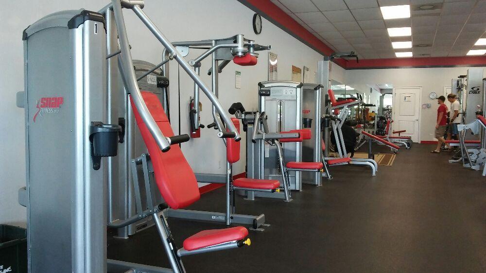 Snap Fitness 24-7: 1718 Live Oak St, Beaufort, NC