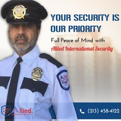 Photo Of Allied International Security