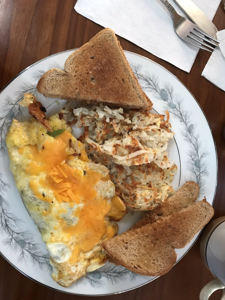 The Double D Cafe: 297 State St, Meeteetse, WY