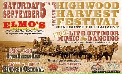 Elmo's Highwood Bar: 100 Broadway Ave E, Highwood, MT