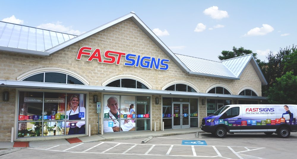 Fastsigns San Antonio NW