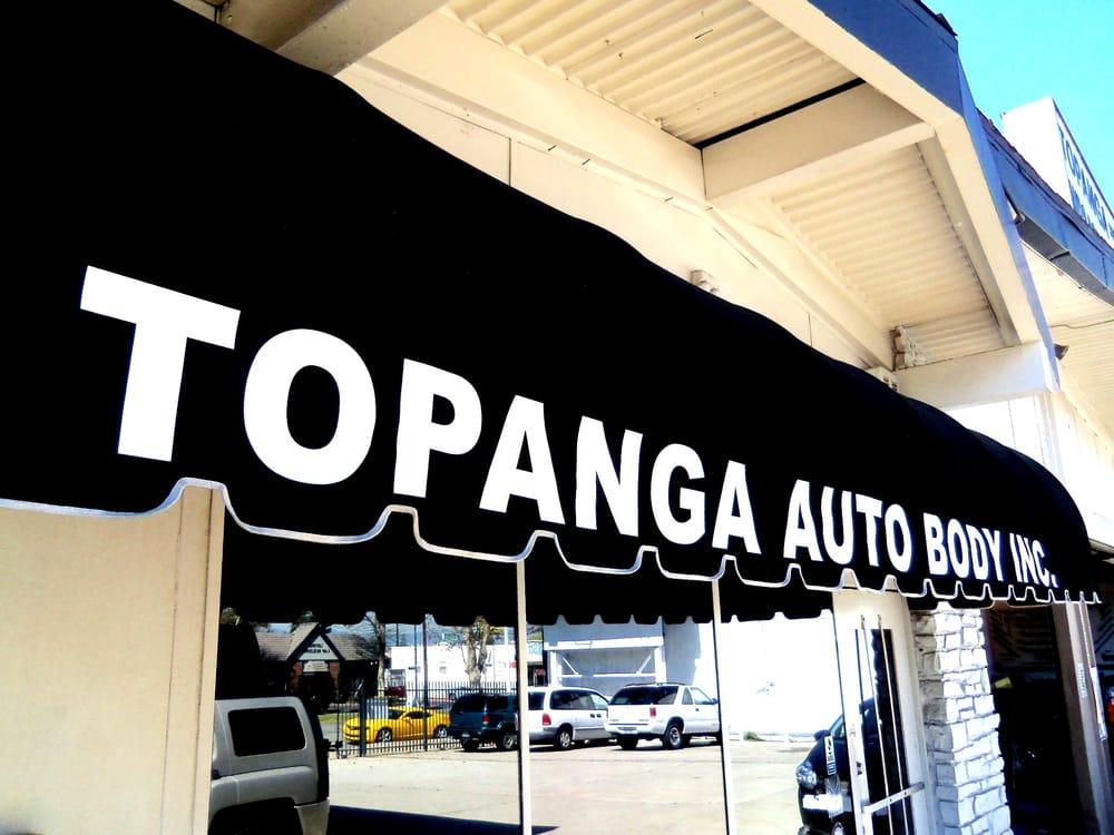 Topanga Auto Body