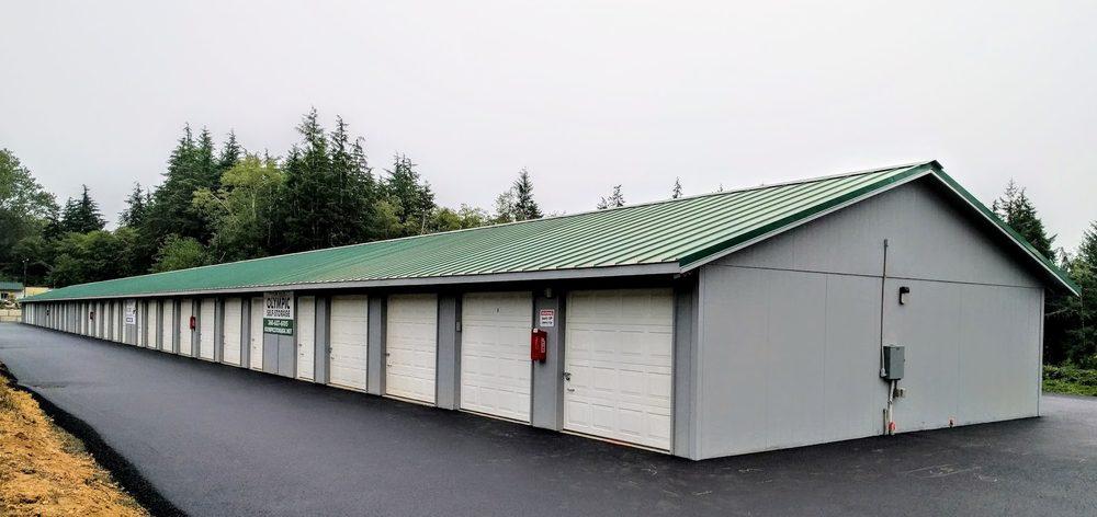 Olympic Self Storage: 5003 Olympic Hwy, Aberdeen, WA