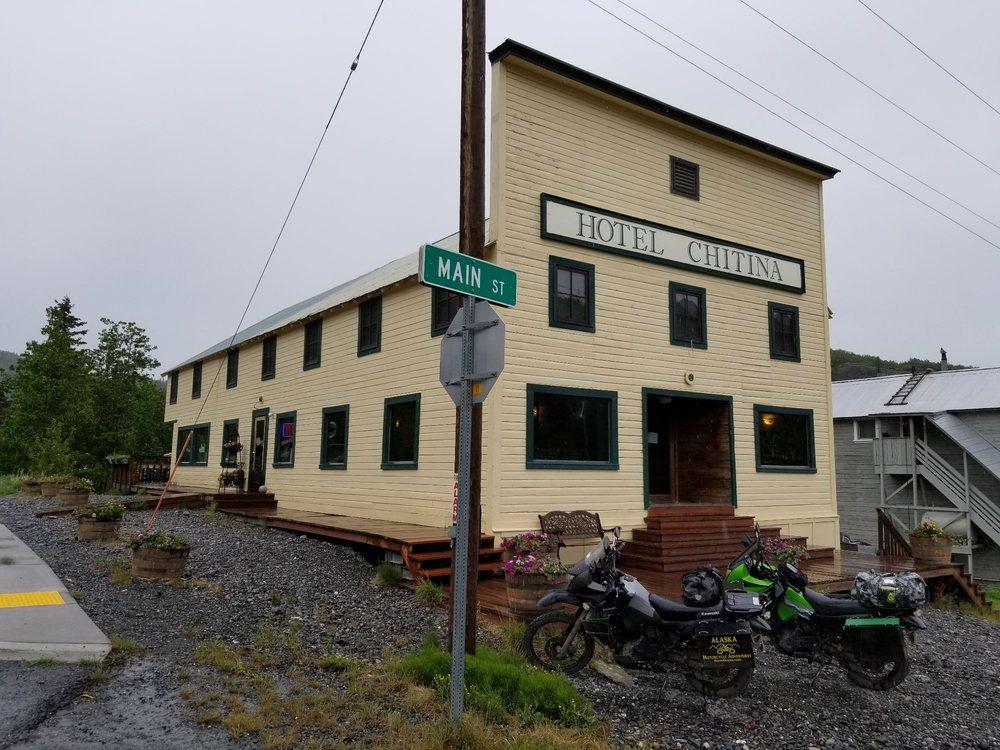 Gilpatrick's Hotel Chitina: Mi 33 Edgerton Hwy, Chitina, AK