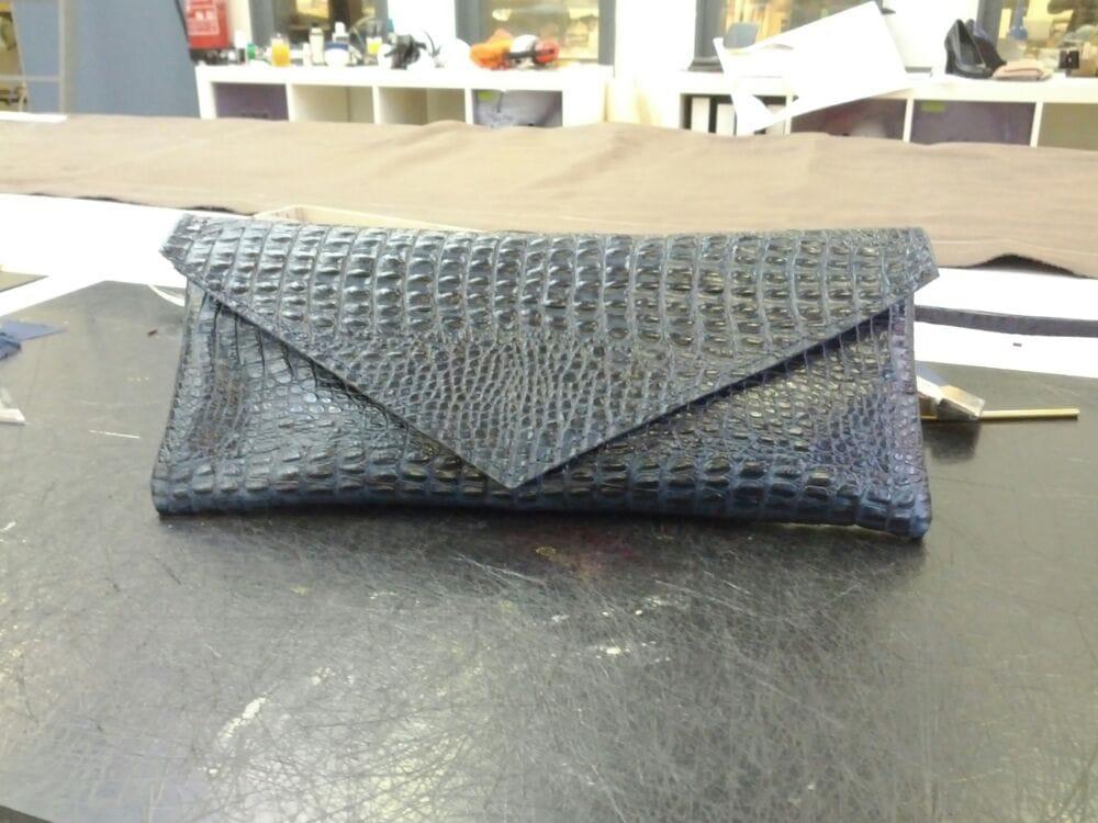 Workshop leren tassen maken amsterdam : Eindresultaat van mijn deelname aan de groupon work