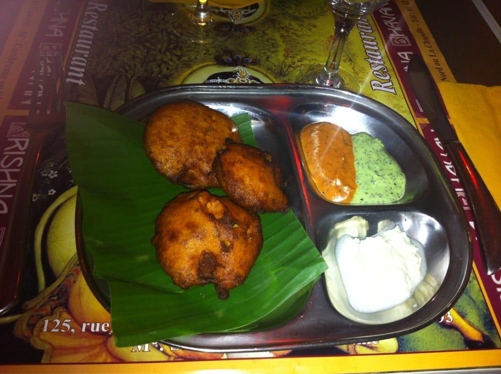 Krishna bhavan restaurant indien 27 rue galande saint for Krishna bhavan paris