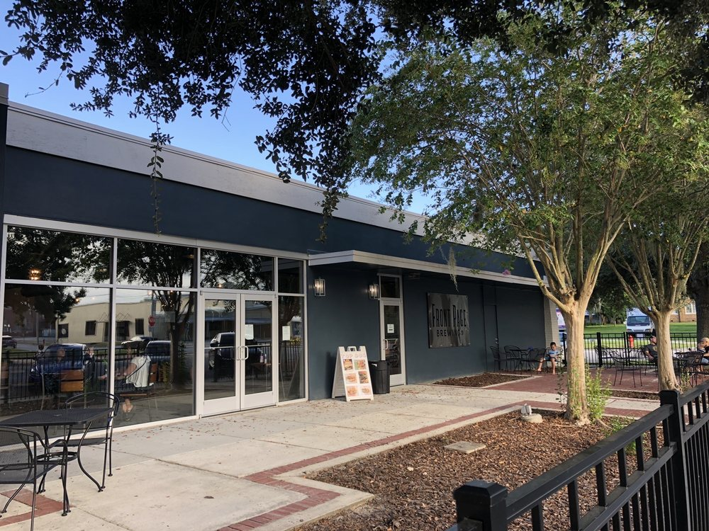 Front Page Brewing: 190 S Florida Ave, Bartow, FL