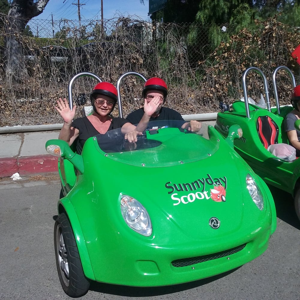 Sunnyday Scoot...awesome Time..