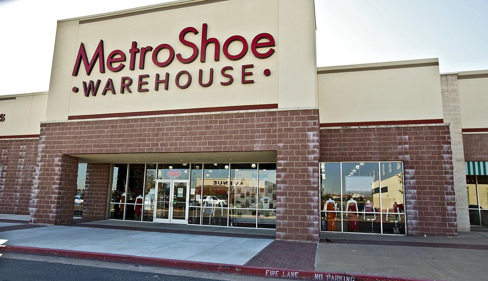 Metroshoe warehouse locations : Active Wholesale