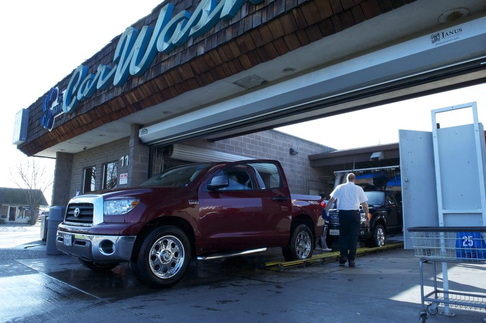 Minute Car Wash In Modesto Ca