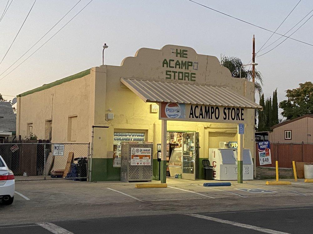 Acampo Store: 3085 E Acampo Rd, Acampo, CA