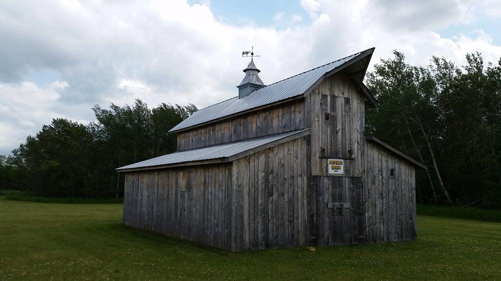 Finn Creek Museum: 55442 340th St, New York Mills, MN