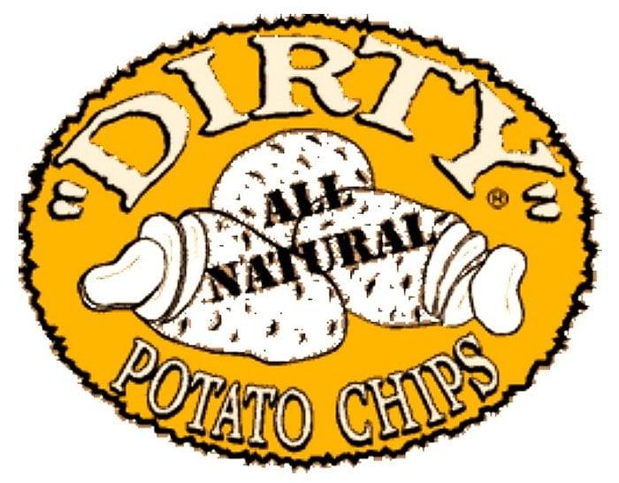 Dirty Potato Chips: 307 E Airline Hwy, Gramercy, LA