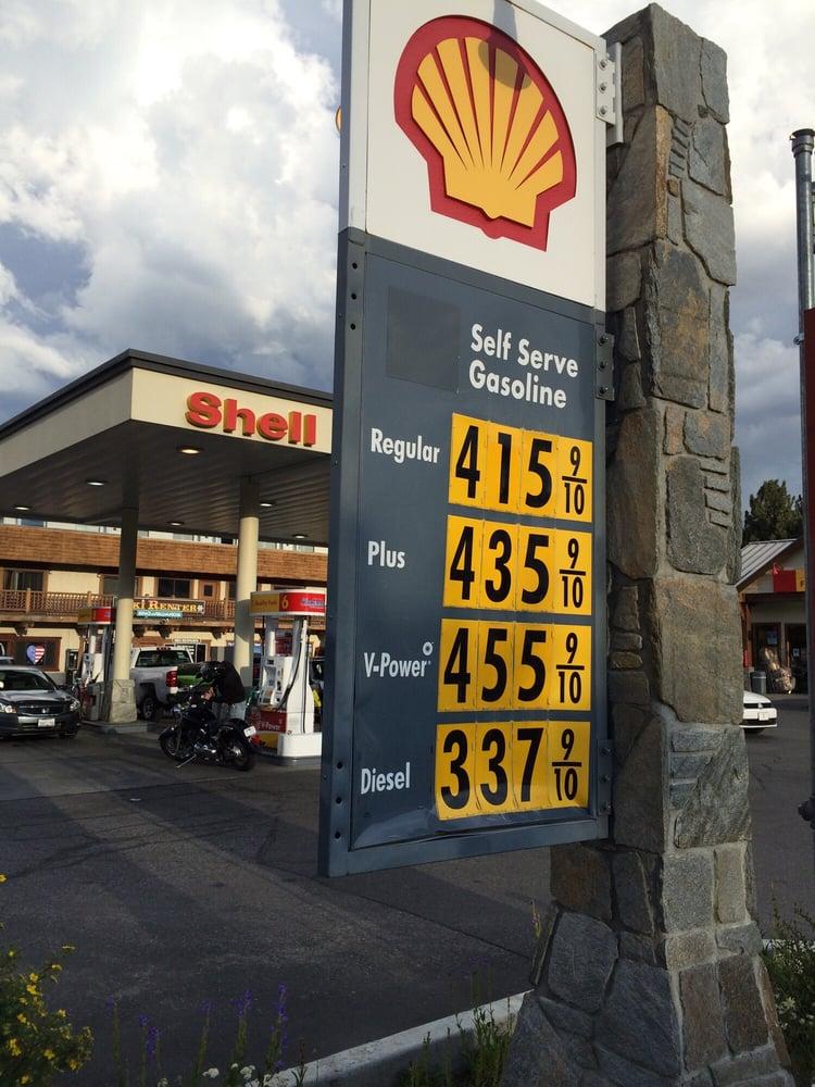 Shell Gas Station Near My Location >> Mammoth Shell Mart - Gas & Service Stations - 3011 Main