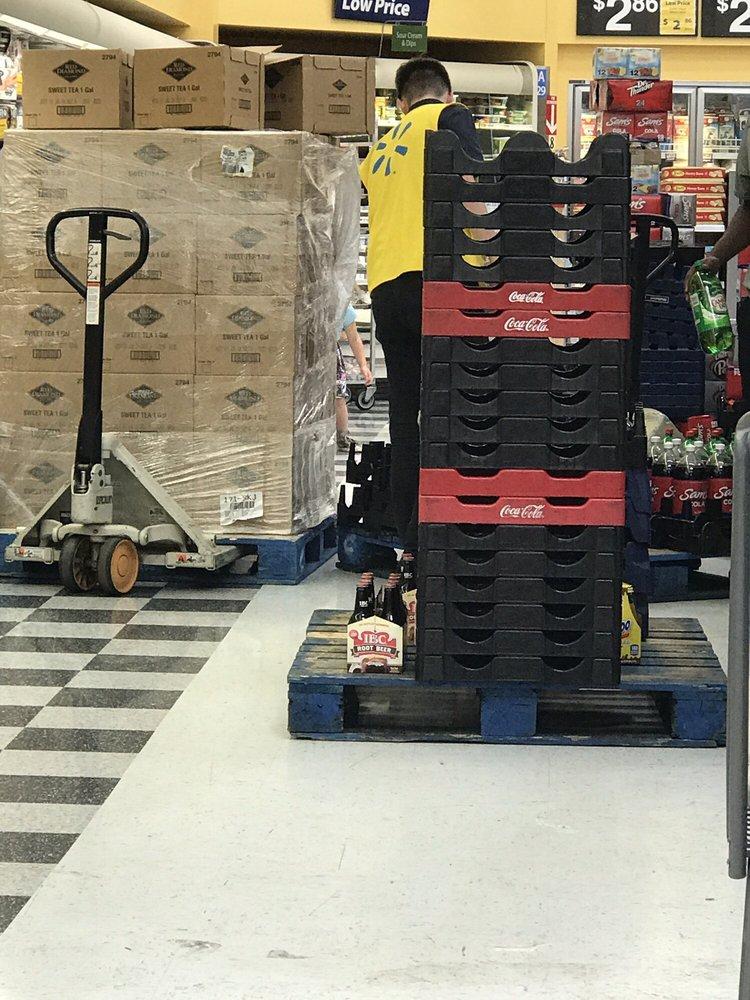 Walmart Supercenter: 100 No Lhs Dr, Lumberton, TX