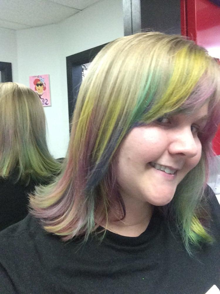 Photos For Moxie Hair Salon Yelp