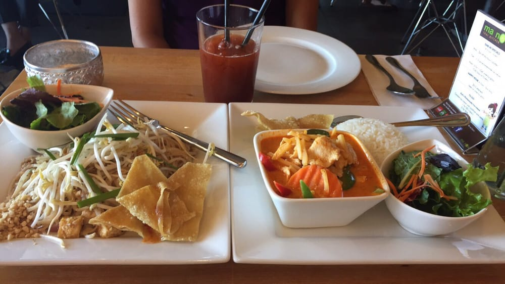 Ma Now Thai Kitchen Review