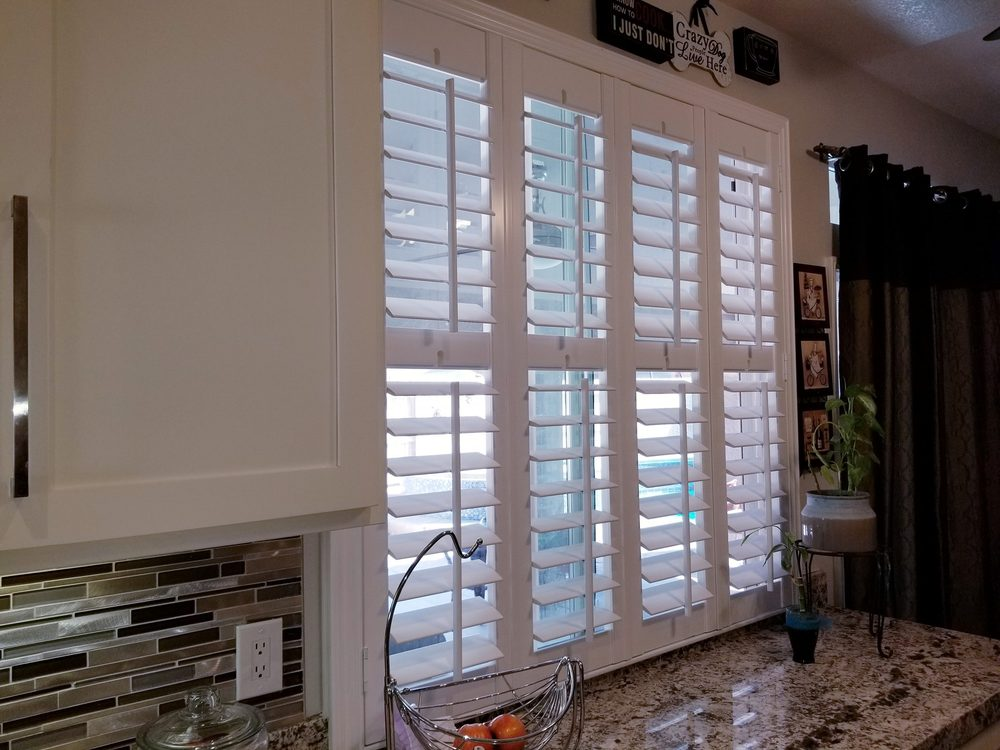 Shutters By Bruce: El Centro, CA