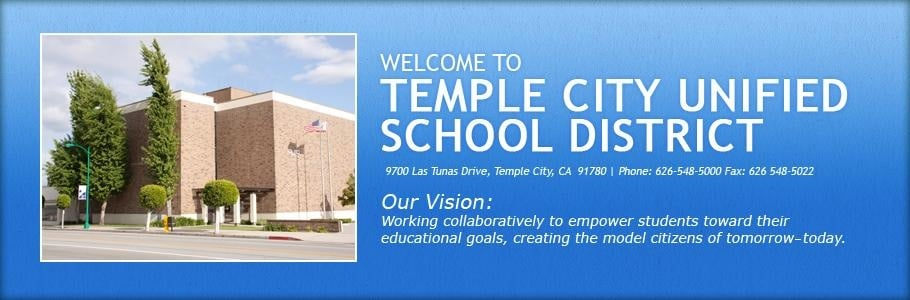 Temple City Unified School District - Elementary Schools ...