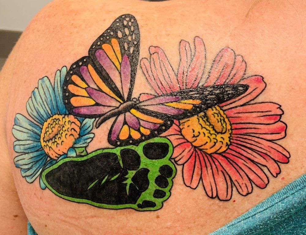 Black Eye Tattoo: 75 Beal Pkwy, Fort Walton Beach, FL