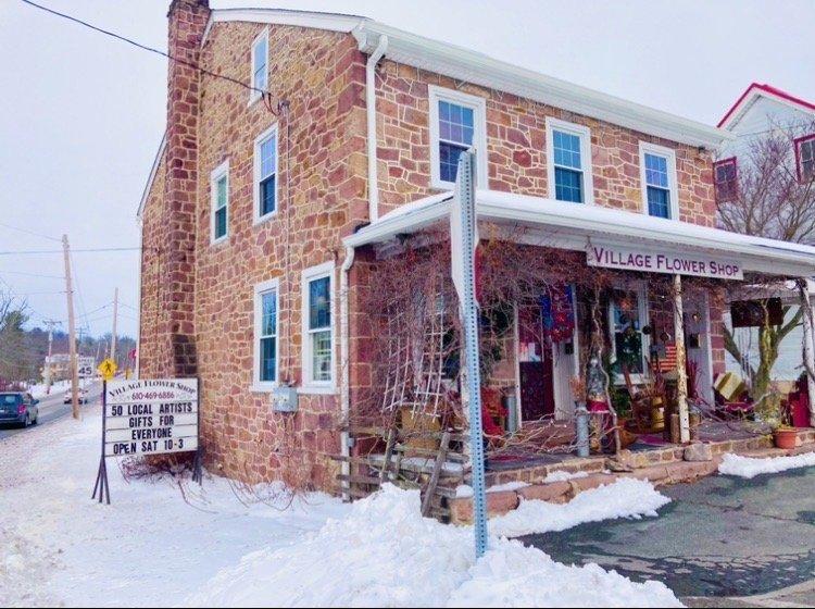 Village Flower Shop: 825 Pughtown Rd, Spring City, PA