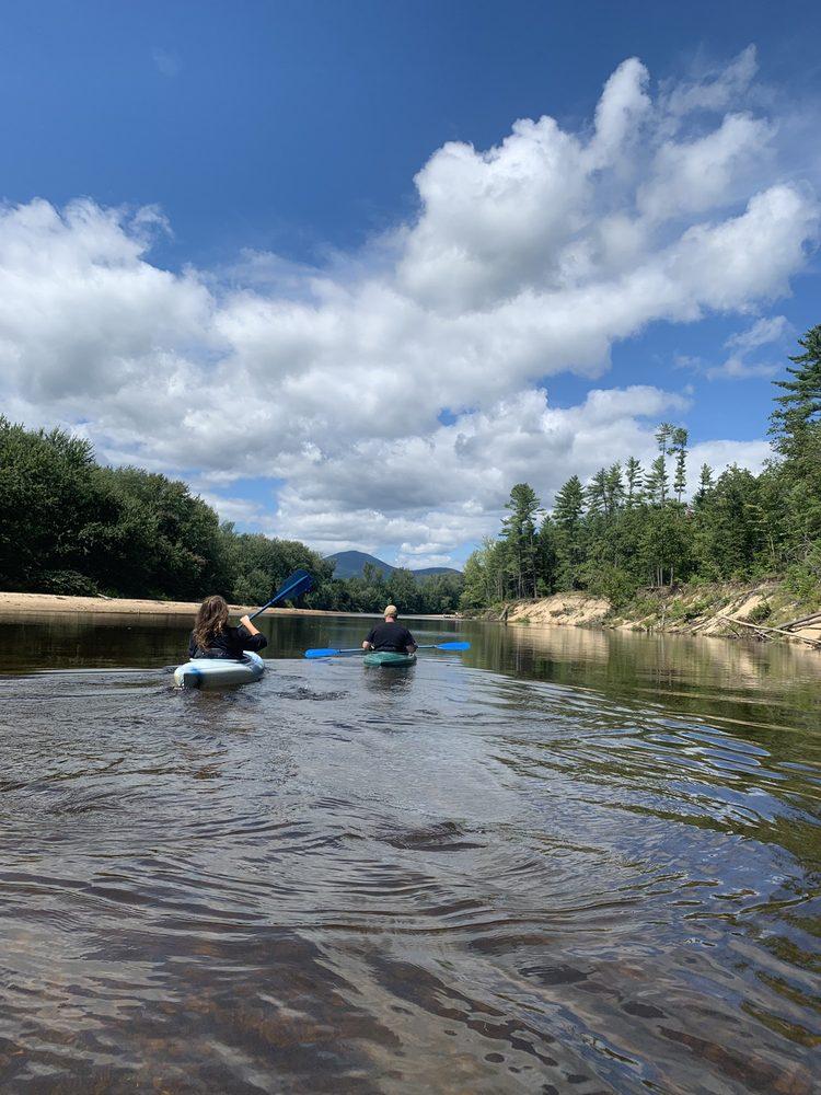 Saco Valley Canoe Kayak Tube Rental: 1734 E Main St, Center Conway, NH