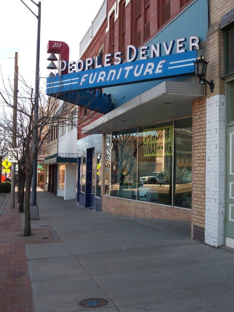 Peoples Denver Furniture Home Decor 311 N Santa Fe Ave