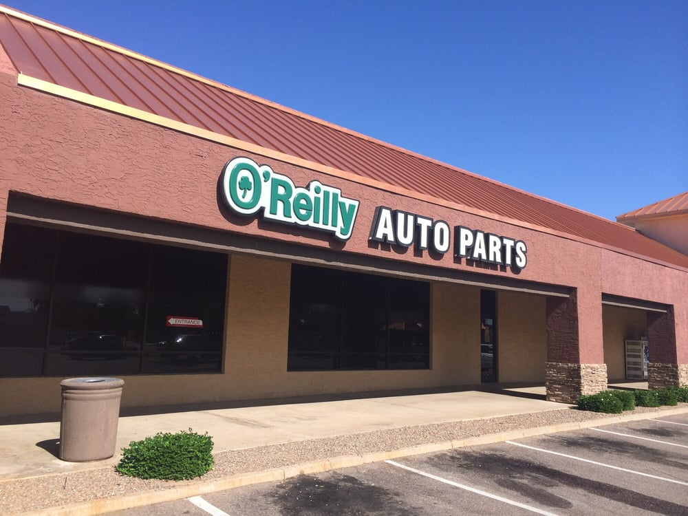 O\'Reilly Auto Parts - 21 Reviews - Auto Parts & Supplies - 10300 N ...