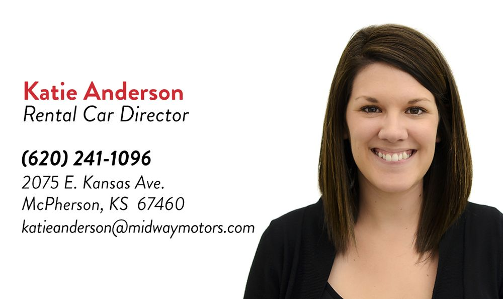 Midway Motors Rentals: 2075 E Kansas Ave, McPherson, KS