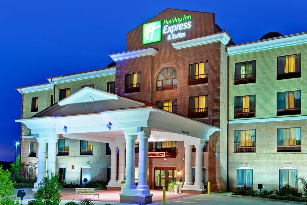 Holiday Inn Express & Suites Clinton: 495 Springridge Rd, Clinton, MS