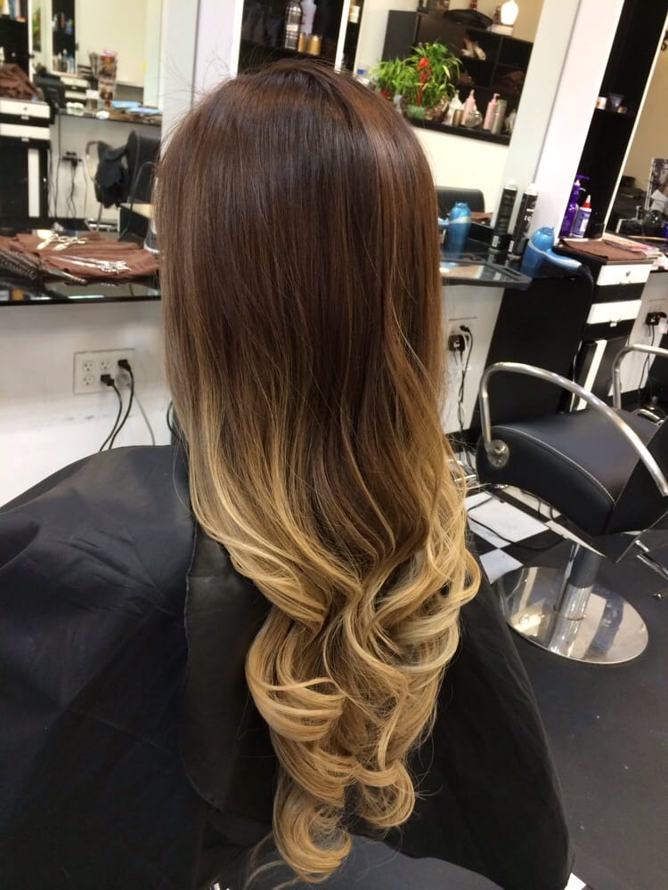 By eason yelp - Expressions hair salon ...