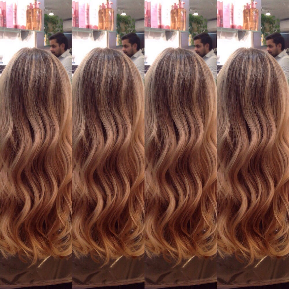 Full balayage yelp for Aaron emanuel salon